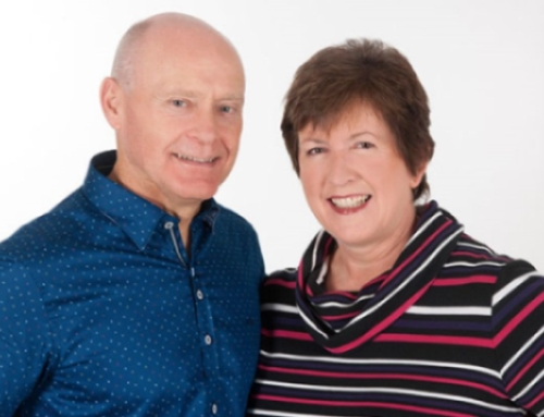 October 2021 – Update from Peter and Jayne Fleming